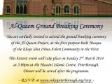 Al Qaaem Project Ground Breaking 020314