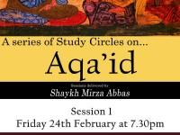 Aqaid Study Circle