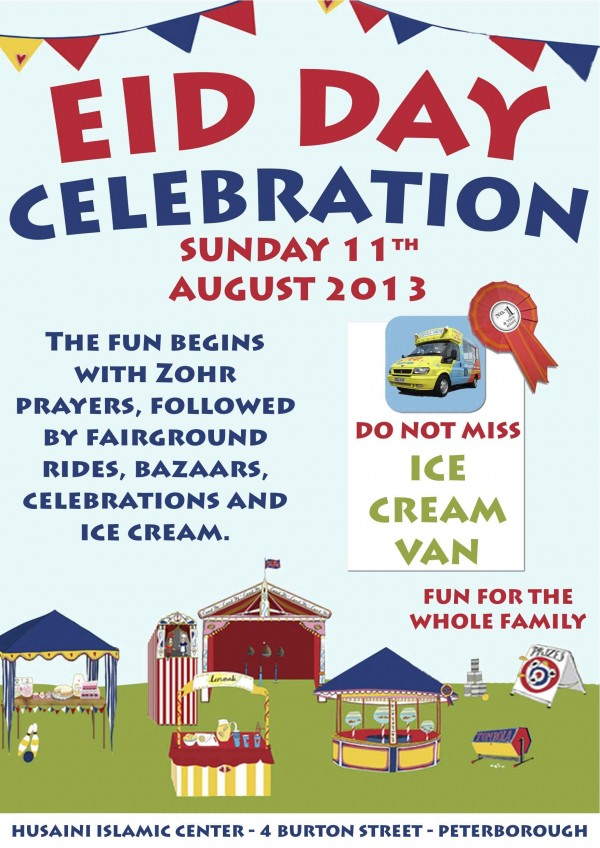 eid celebration family fun day  u2013 sunday 11th august 2013